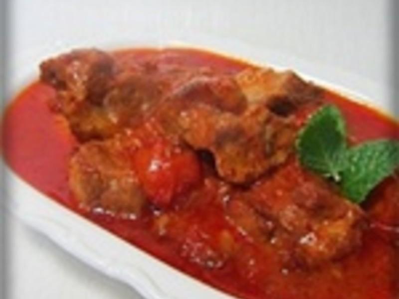 番茄起司燉肉