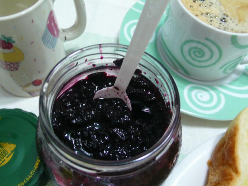 lanni 藍莓醬