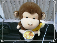 [小p猴]營養滿點~吐司布丁