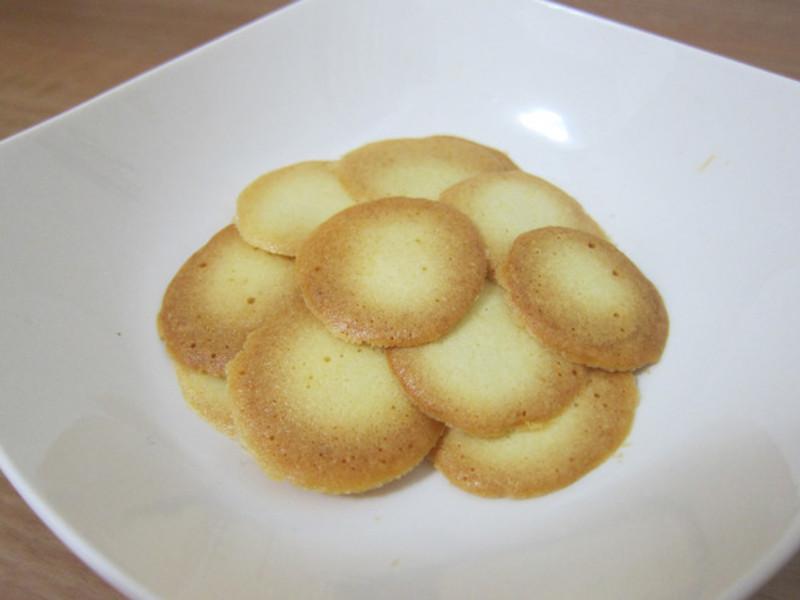 奶油貓舌小西餅