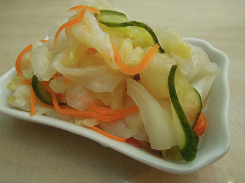 臭豆腐的好朋友---台式泡菜