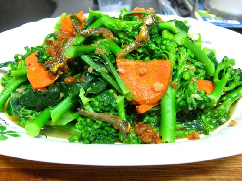 XO醬花椰菜