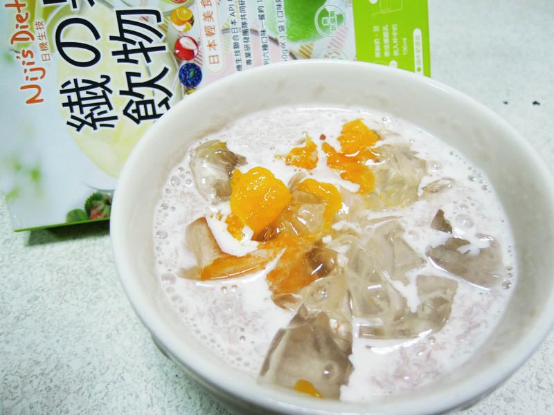 低卡莓果蜜柑果凍奶昔♥Oly*