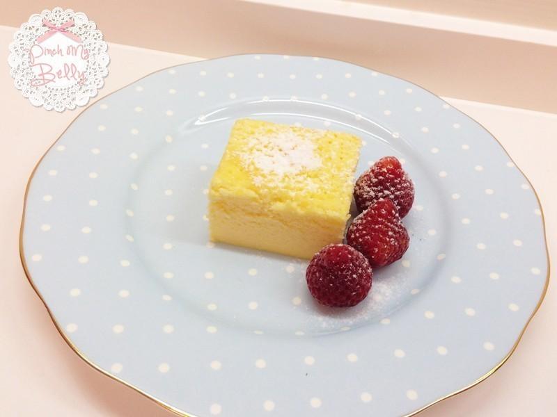 ♥PinchMyBelly♥ 百香果多多輕乳酪蛋糕
