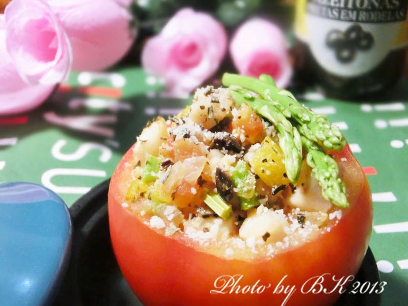 【city'super 漫走地中海】橄欖魚丁蕃茄米盅