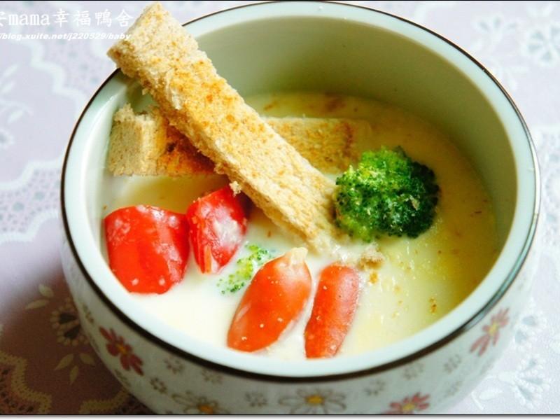 起士濃湯鍋~~(好侍北海道白醬料理)