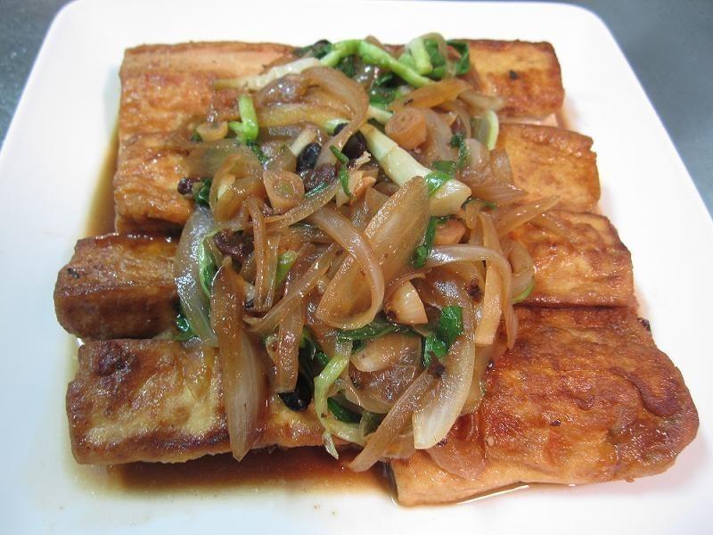 ▊豉燒豆腐 ▊