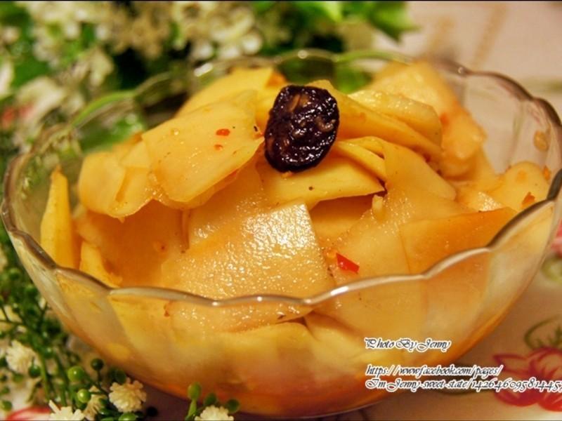 涼拌結頭菜