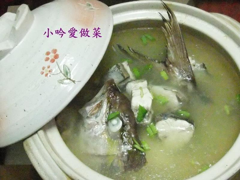 ღ小吟愛做菜ღ味磳紅甘鮮魚湯