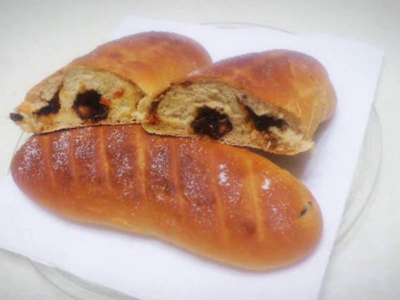 法式麵包(桂圓+核桃+紅棗+枸杞)