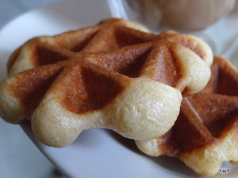 比利時鬆餅