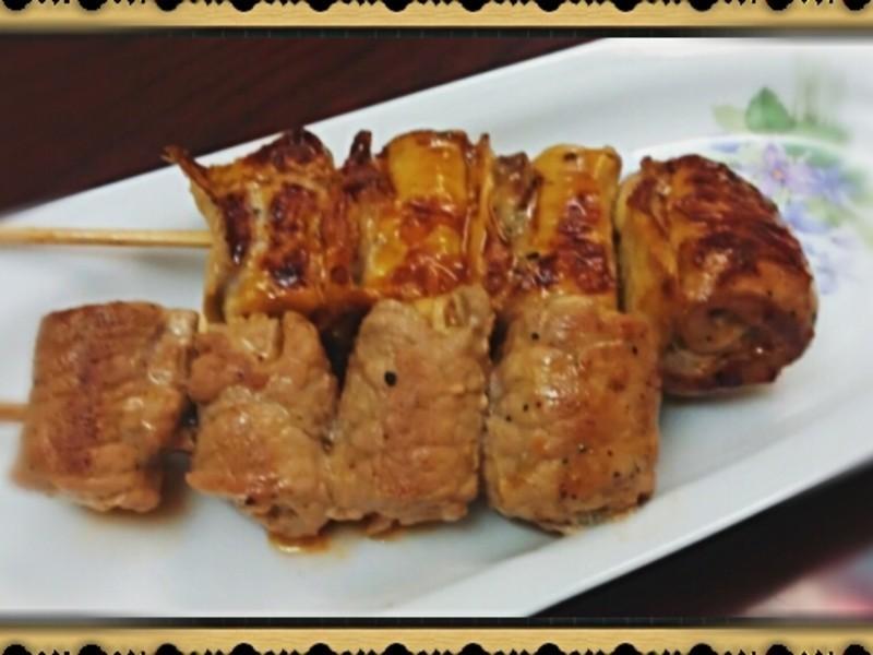 香煎烤肉串