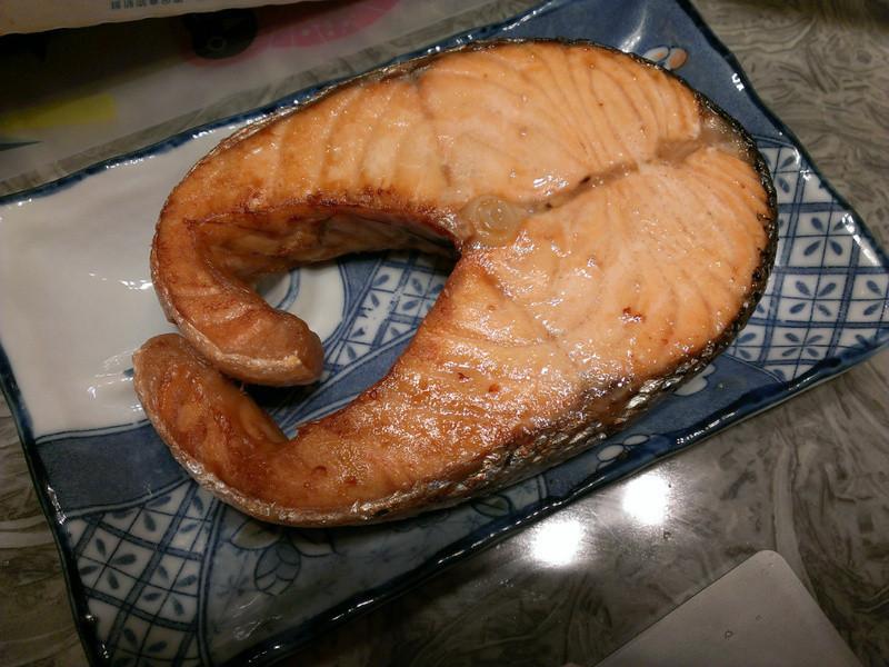 品靚上菜-氣炸鮭魚