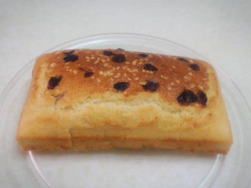蔓越莓蛋糕--快速版