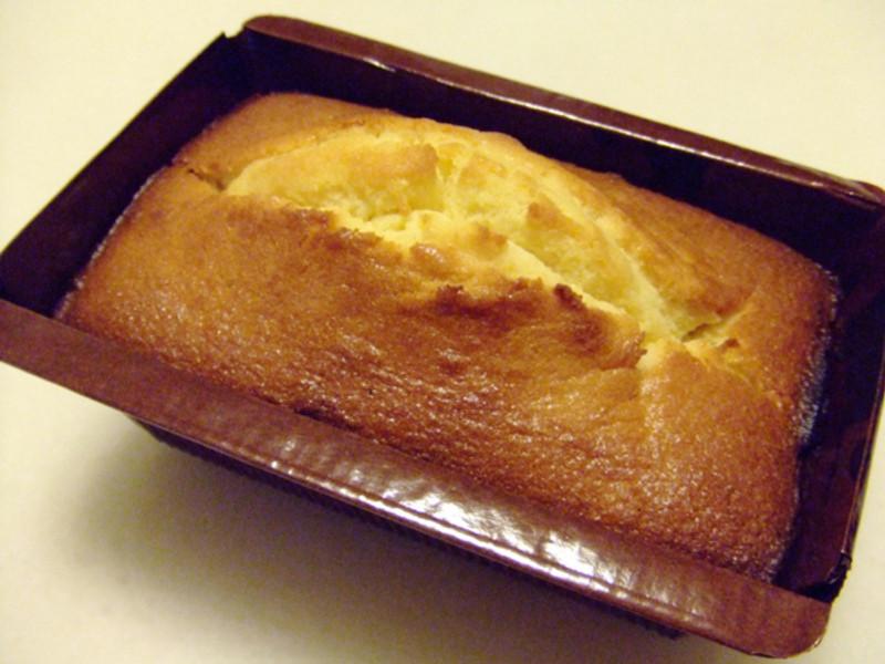 【我的第一堂甜點課食譜試作】檸檬香柚磅蛋糕
