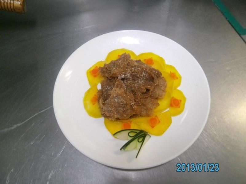 中餐-粉蒸肉片