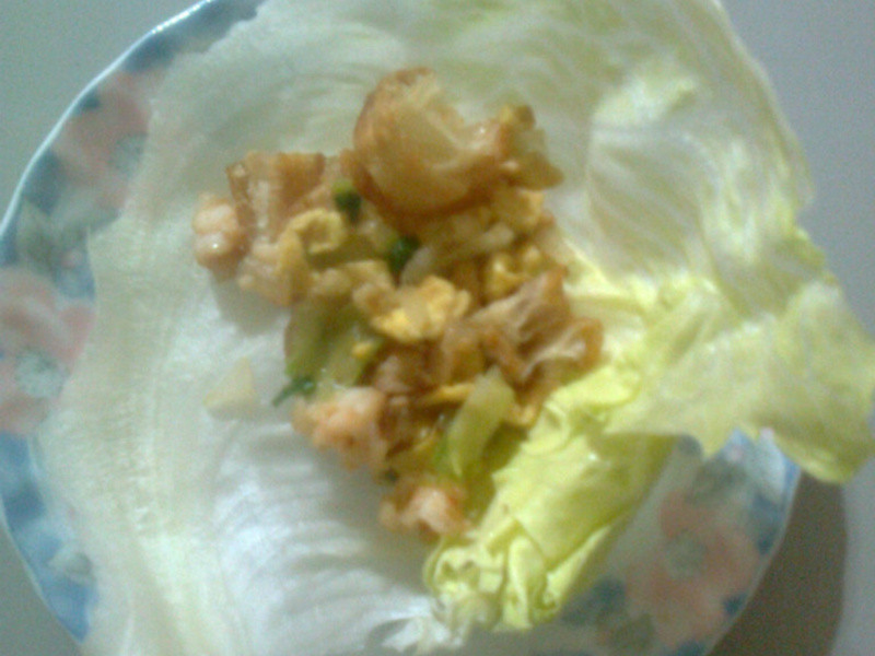 [龜甲萬樂享醍醐味]生菜蝦鬆