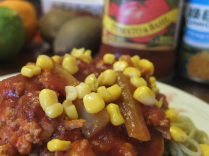 【Classico義遊味境】10mins 蕃茄玉米義大利麵上桌