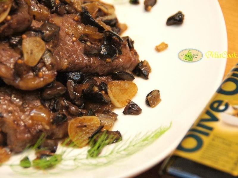 【得意的一天橄欖油】香料橄欖牛小排