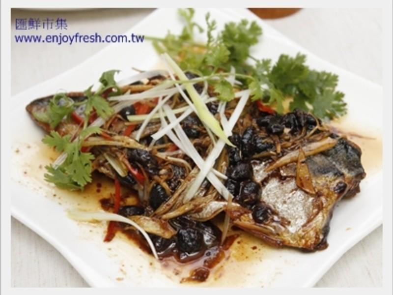 【5分鐘的海鮮料理】豆豉鯖魚