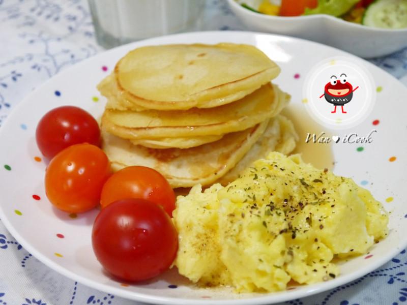"♡宛の美好""食""光 ✿ 鬆餅早午餐"