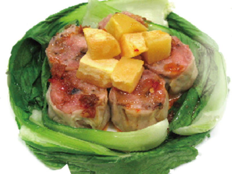 碧綠黃金薯(即食創意)