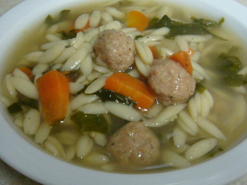 Italian Wedding Soup I 義大利婚禮湯I