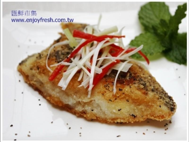 【5分鐘的海鮮料理】煎比目魚