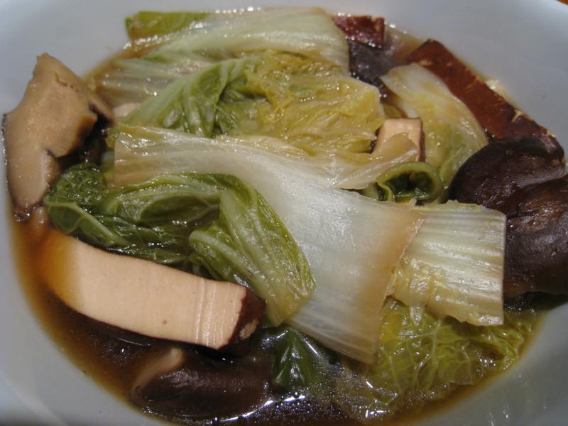 【粉豬兒】白菜滷