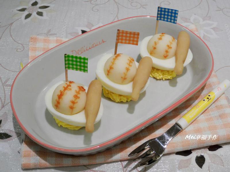 【我最愛馬鈴薯家族/維京國際】棒球馬鈴薯蛋盅