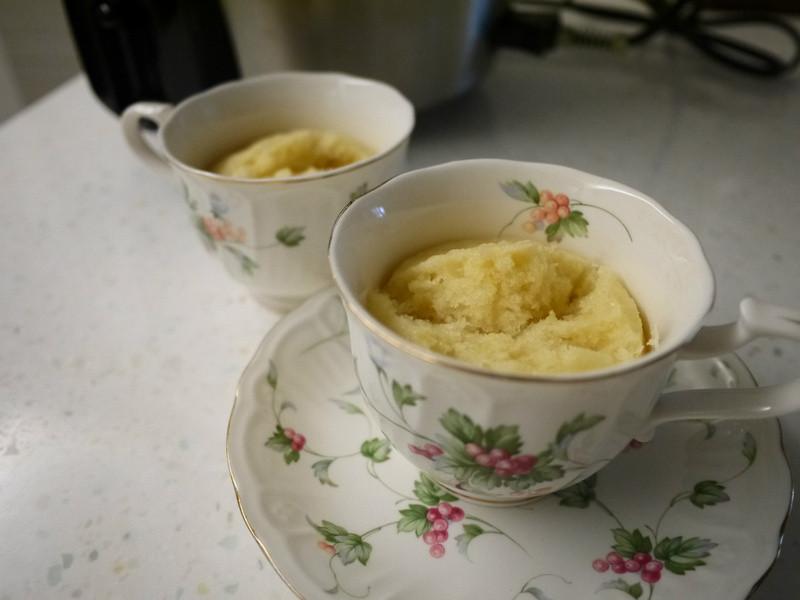 超簡單杯子鬆糕(鬆餅粉+電鍋)