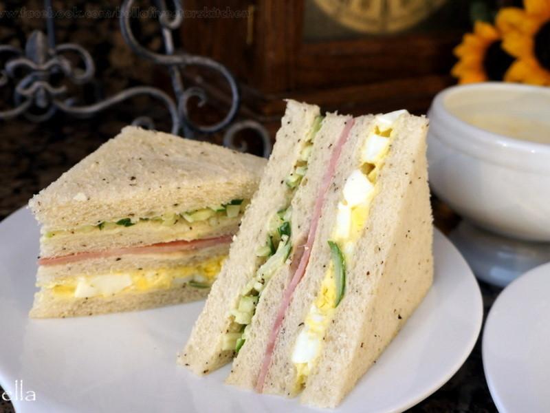 [Bella五星級廚房]美而美超級三明治
