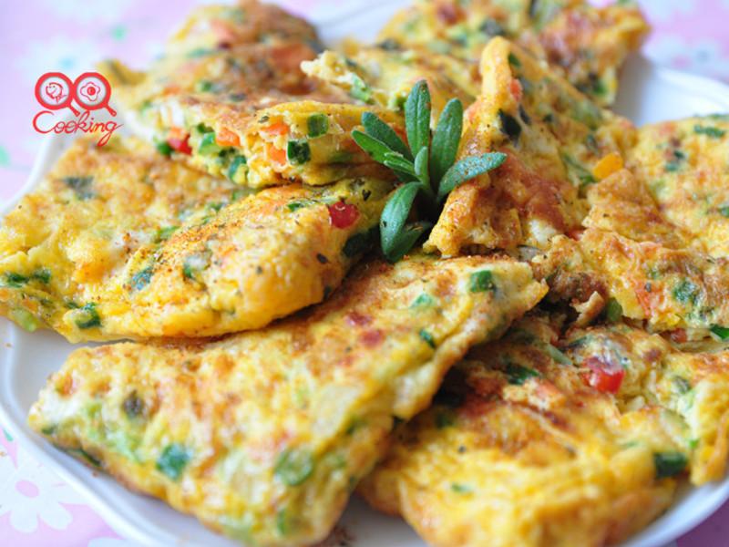 【得意的一天橄欖油】鮮蔬起司烘蛋
