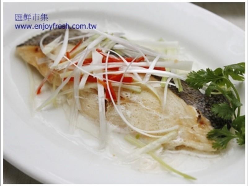 【5分鐘的海鮮料理】清蒸比目魚