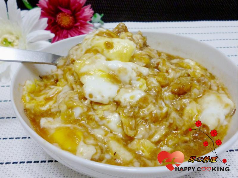 醬香滑蛋(炒散蛋)