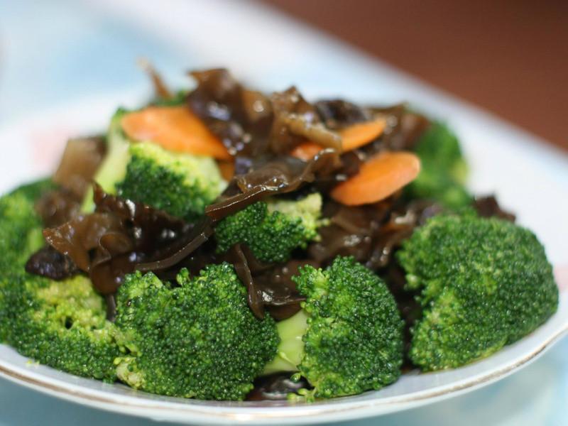 蚝油花椰菜
