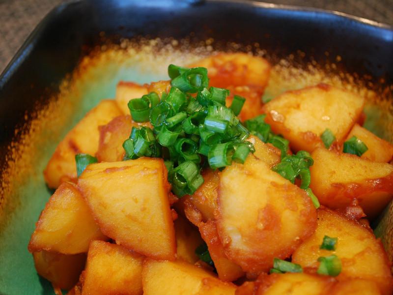 貝兒實驗室。韓式馬鈴薯