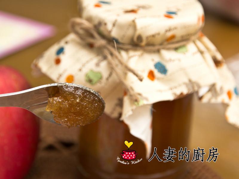 人妻的廚房--自製蘋果果醬