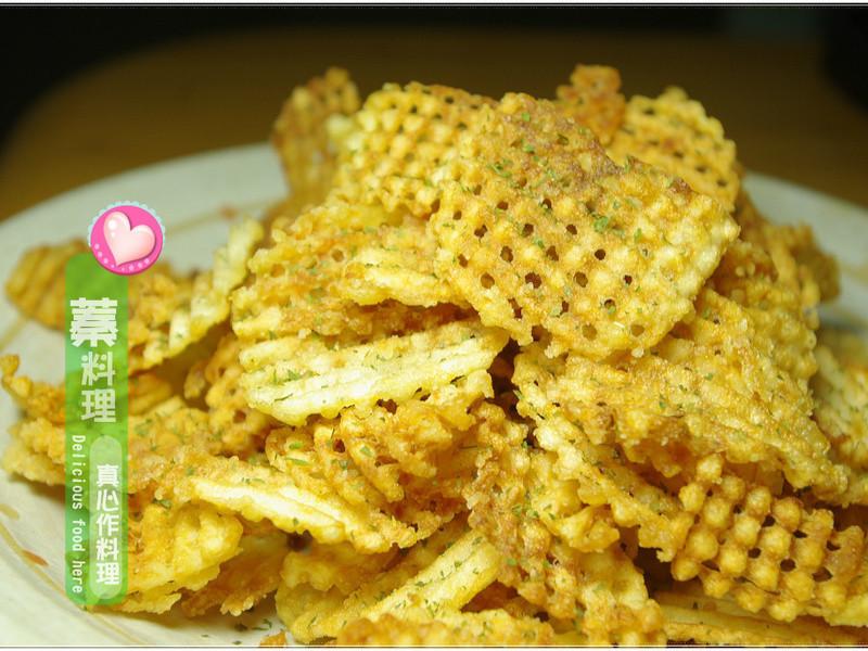 香酥海苔洋芋片