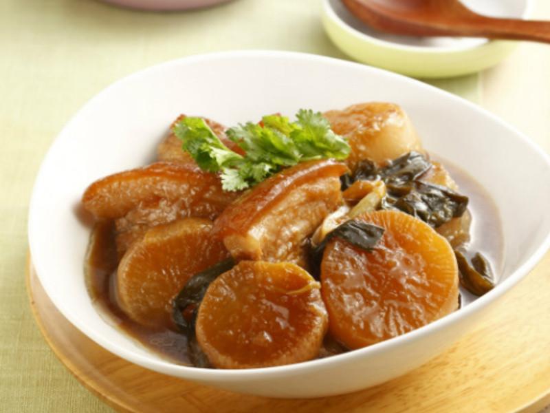 【李錦記125年蠔料理】蘿蔔燉肉