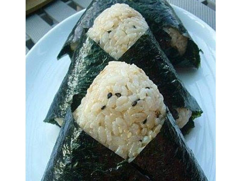 梅風鮮活米飯糰