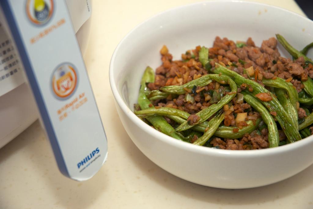 《我的廚房小心機 》 乾煸四季豆