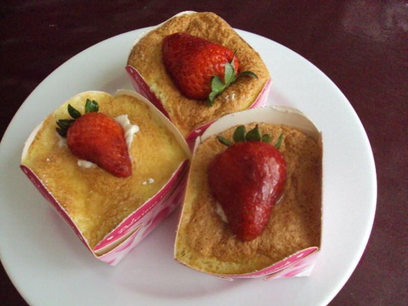 北海道戚風小蛋糕