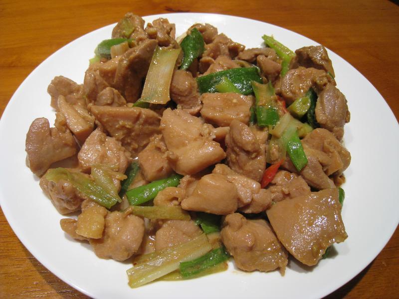 【粉豬兒】米醬豆腐乳雞