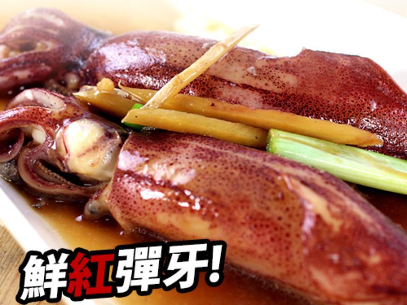 紅燒鮮小卷[尋鮮本舖-大寶の懶人廚房]