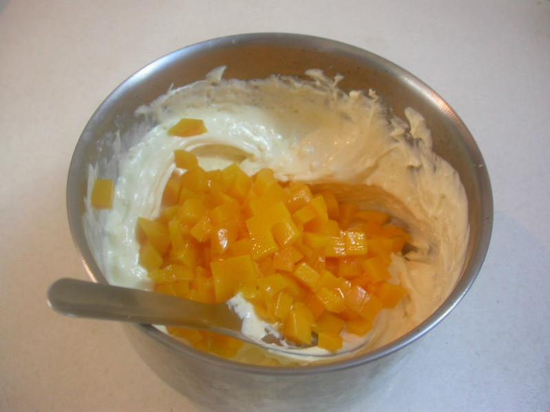 《eagle的廚房》芒果奶油乳酪抹醬