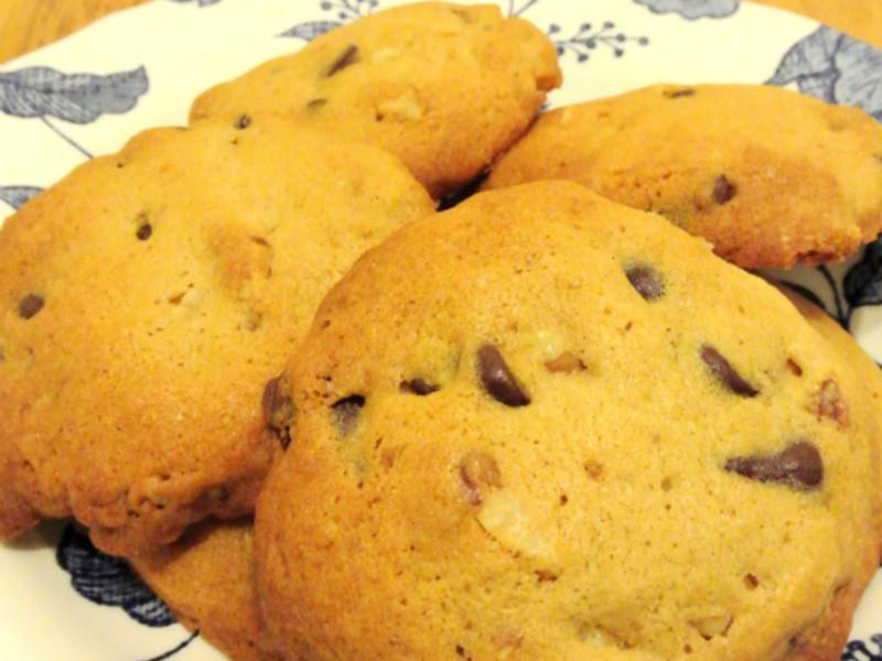 美式巧克力軟餅乾(Subway Cookies)