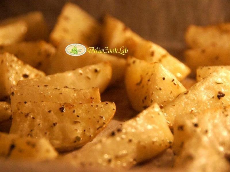 十分鐘香、酥、鬆薯塊