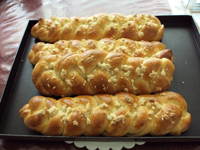 鮮奶油麵包