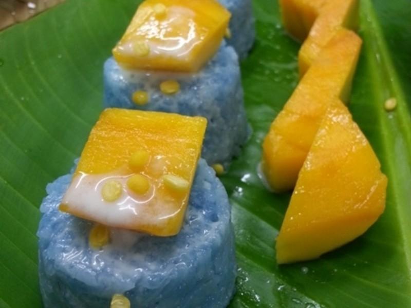 ♦泰泰風♦糯米芒果.煮椰漿.泰國的國名美食
